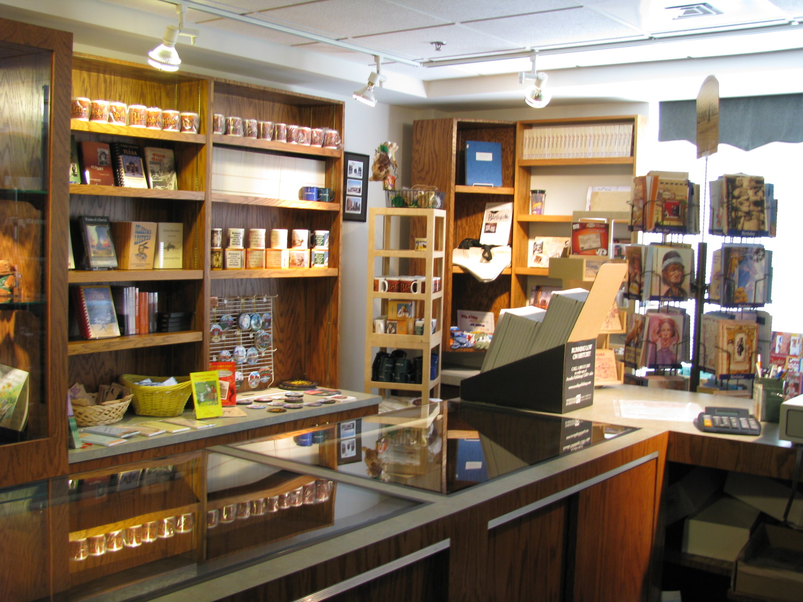 Bartlesville area history museum for Best museum shops online